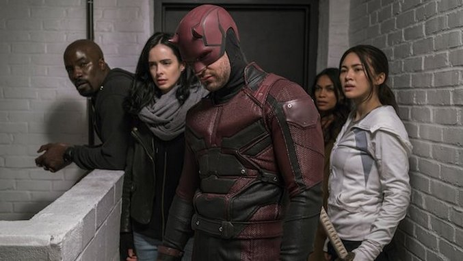Netflix's <i>The Defenders</i> Misses What Made the Solo Shows Great