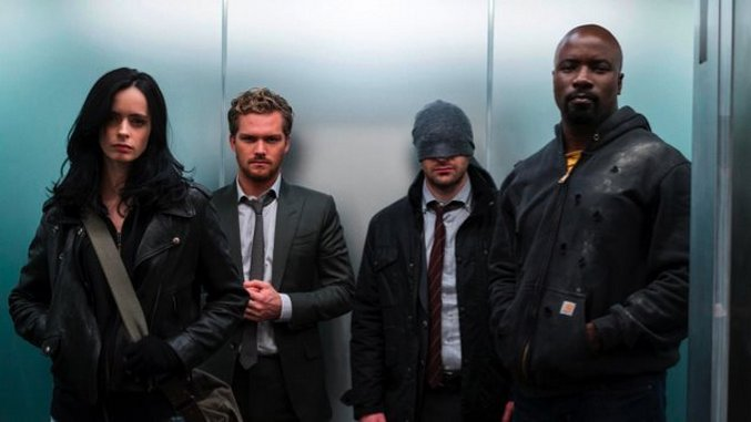 <i>The Defenders</i> Had the Least-Viewed Premiere Out of All the Netflix-Marvel Shows, Study Says