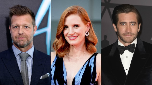 <i>Deadpool 2</i>'s David Leitch to Helm <i>The Division</i> Film Starring Jessica Chastain and Jake Gyllenhaal