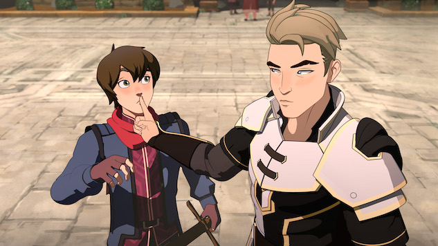 Netflix's <i>The Dragon Prince</i> Is Going to Be Big, and Not Just Because It's <i>Avatar: The Last Airbender</i> with Moon Elves