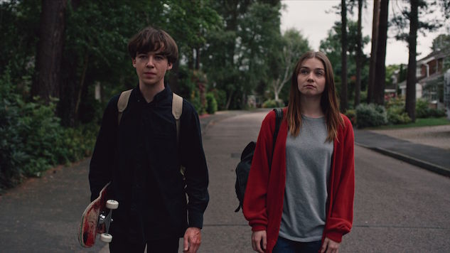 How Netflix's <i>The End of the F***ing World</i> Subverts TV's Obsession with Psycho Killers