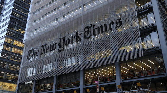 <i>The Fourth Estate</i> Review: The <i>New York Times</i> Plays Itself