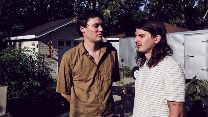 Streaming Live from <i>Paste</i> Today: The Front Bottoms