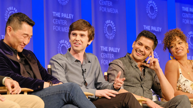 Autism At Center Of New Prime Time Tv >> 8 Things We Learned About The Good Doctor At Paleyfest 2018 Tv