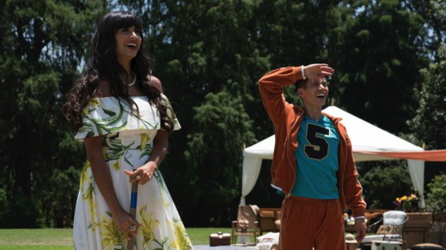 <i>The Good Place</i> Writers Stymied by Jacksonville Jaguars' Winning Season