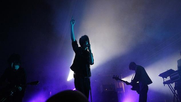 The Horrors Announce New Album <i>V</i>