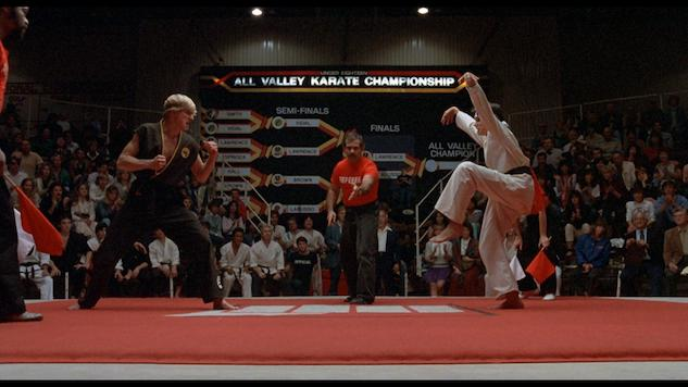 Karate Kid sequel series reuniting Ralph Macchio, William Zabka