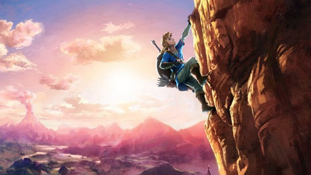 <i>Breath of the Wild</i> Has Pretty Much Ruined Me For Exploration Games