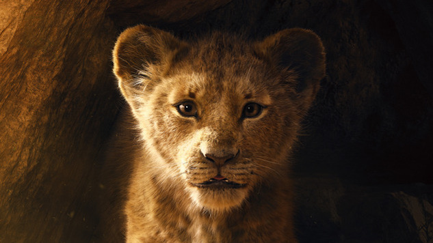 Disney Releases 11 Lion King Character Posters Paste