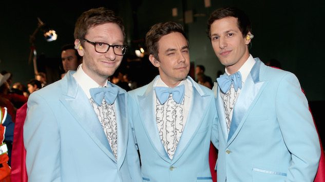The Lonely Island Announce First-Ever Concert