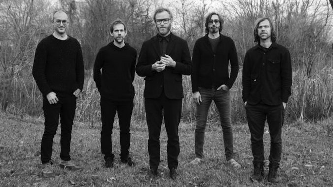 "The National Share Teaser For New Song ""Guilty Party"""