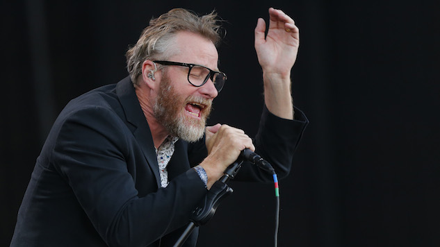 Watch The National Debut a New Song at Their Inaugural Homecoming Festival