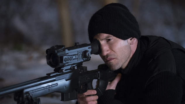 Marvel's The Punisher Wants You to Know That Gun Control Is For Cowards