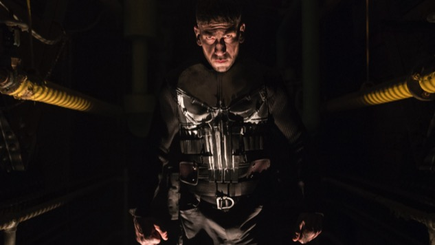 Netflix Shares Intriguing New Photos From Marvel's <i>The Punisher</i>