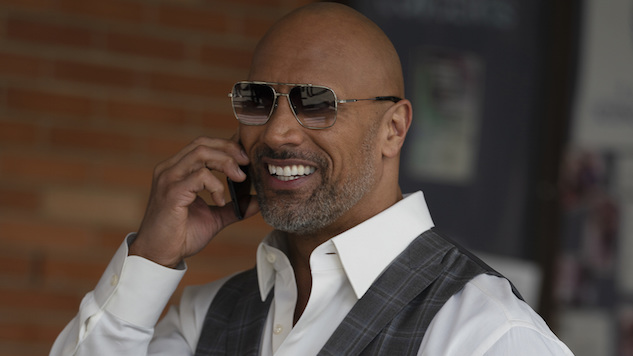 <i>Ballers</i> May Be the Closest We'll Get to Seeing the Real Dwayne Johnson