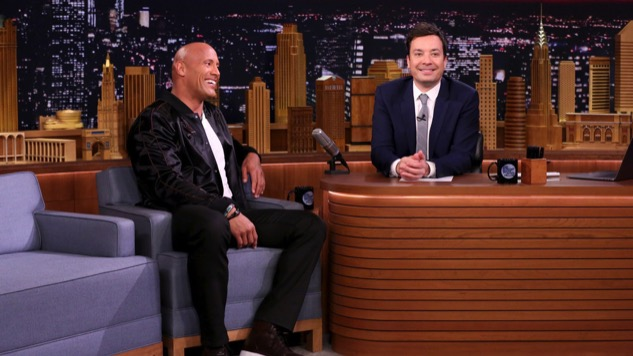 "Dwayne ""The Rock"" Johnson Seems Serious About This Being President Thing"