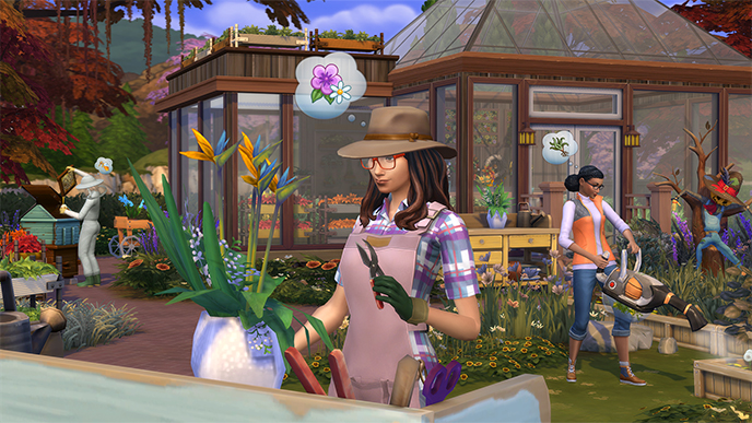 The Sims 4: Seasons Should Feel Fuller Than It Is - Paste