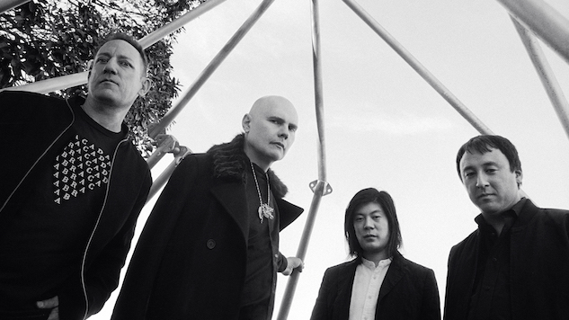 "The Smashing Pumpkins Expand ""Shiny And Oh So Bright"" Reunion Tour, Announce Support"