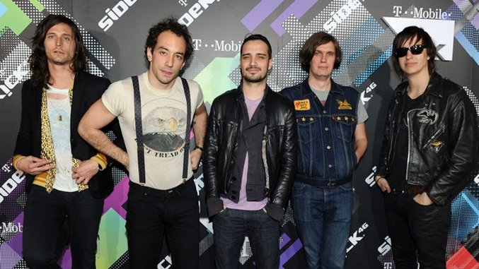 The Strokes Are Recording an Album with Producer Rick Rubin, Albert Hammond Says