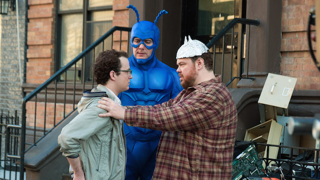 <i>The Tick</i> Returns from Its Hiatus, Hijinks Intact (and Then Some)