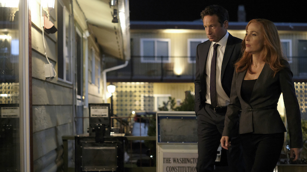 <i>The X-Files</i> Review: Mulder and Scully Finally Stop Fighting the Future