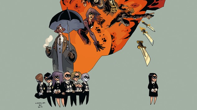 Gerard Way's <i>Umbrella Academy</i> Is Getting the Netflix Treatment in New Series