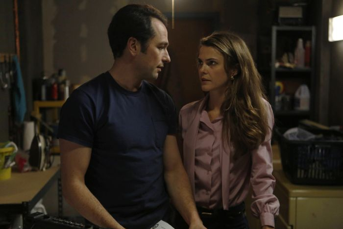 <i>The Americans</i> Review: &#8220;Behind the Red Door&#8221;