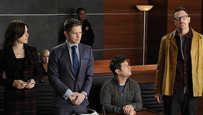 "<i>The Good Wife</i> Review: ""Goliath and David"" (Episode 5.11)"