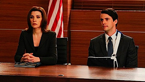 <i>The Good Wife</i> Review: &#8220;All Tapped Out&#8221;