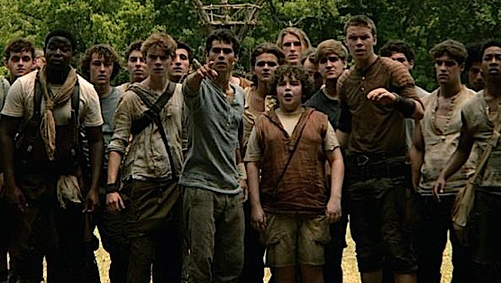 <i>The Maze Runner</i>