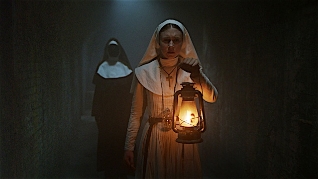 <i>The Nun</i> Has Nothing on the Actual Horror Facing Catholics Now