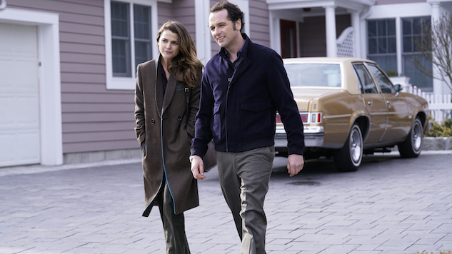 <i>The Americans</i> Review: Old Scars, New Skin