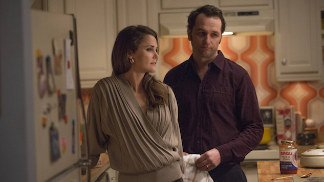Familial Miracles: On <i>The Americans</i>' Graceful Approach to the Parent-Child Bond