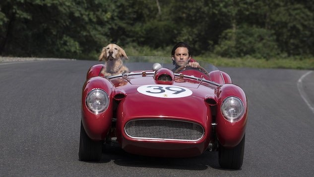 Milo Ventimiglia and Amanda Seyfried Star in New <I>The Art of Racing in the Rain</I> Trailer