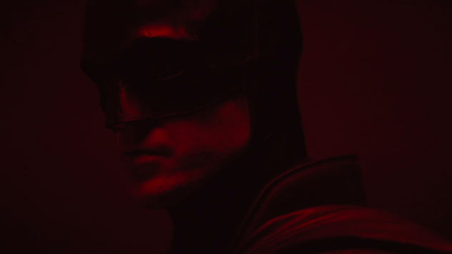 Watch Robert Pattinson Suit Up in <i>The Batman</i> Camera Test