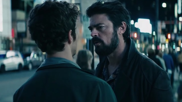 Watch Karl Urban in the Bloody Final Trailer for <i>The Boys</i>