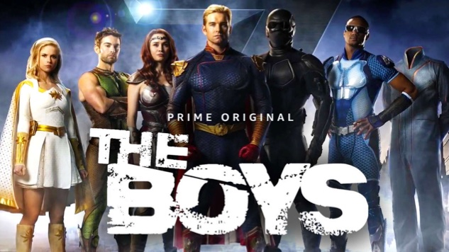 Amazon's <i>The Boys</i> Has Something to Say About Neoliberalism, the Military, and Superhero Entertainment