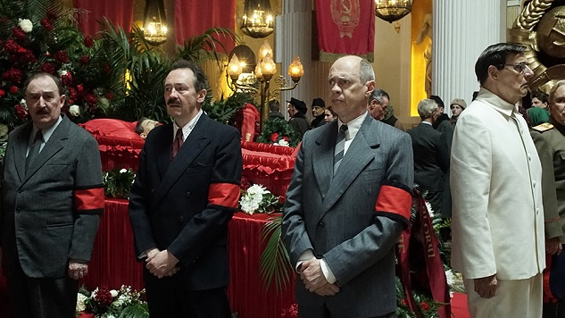 <i>The Death of Stalin</i>