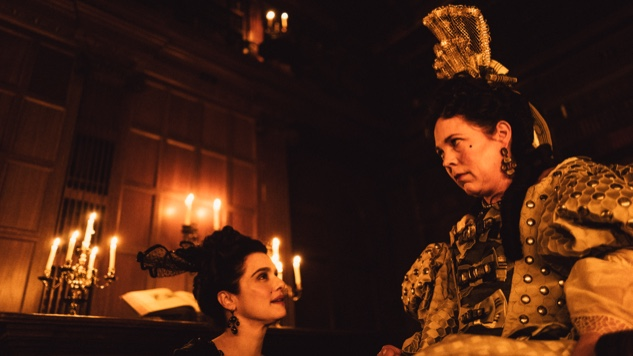 Emma Stone and Rachel Weisz Vie for a Queen's Affection in <i>The Favourite</i> Trailer