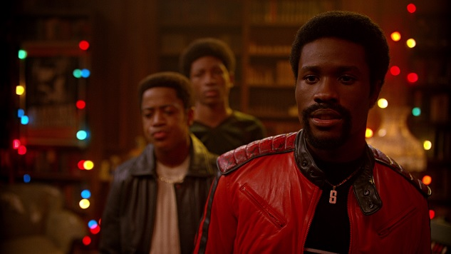 <i>The Get Down</i> Review: Going Dark
