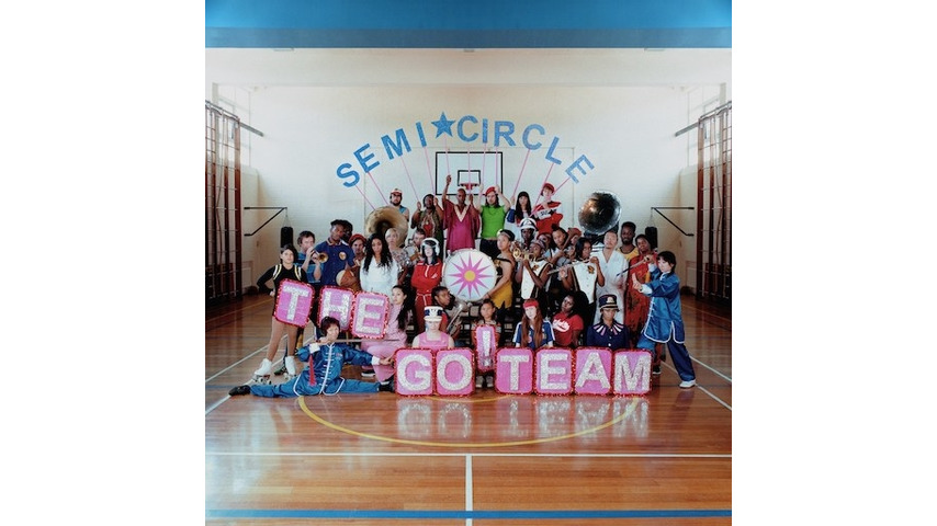 The Go! Team: <i>Semicircle</i> Review