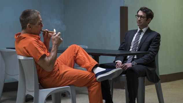 Tony Danza and Josh Groban Star as Father and Son in Netflix's <I>The Good Cop</i>
