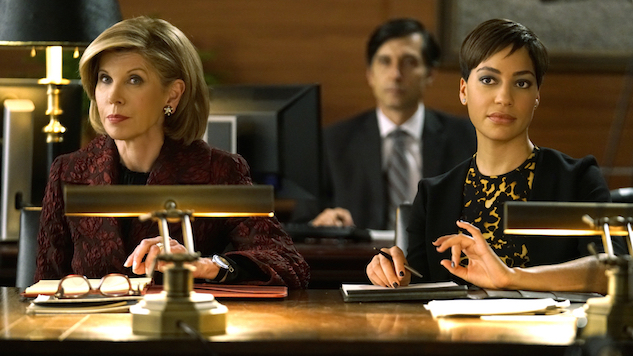 Review: <i>The Good Fight</i> Gives Good Spin-Off