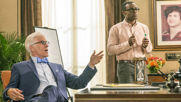 NBC's <i>The Good Place</i> Embraces the Golden Rule, Becoming a TV Palate Cleanser in the Age of Trump