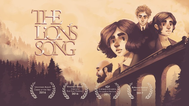 <i>The Lion&#8217;s Song</i> Arrives on Nintendo Switch in July