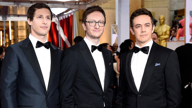 The Lonely Island Are Back with a Mysterious New Netflix Project