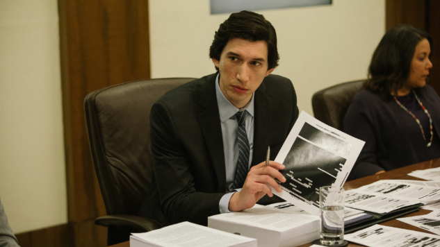 Adam Driver Uncovers the Truth in First <i>The Report</i> Teaser