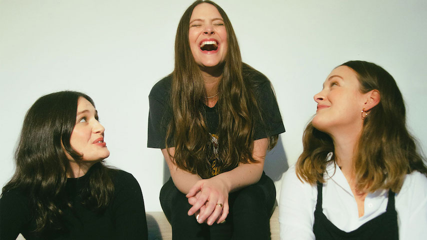 The Staves Share Title Track From Their Forthcoming Album <I>Good Woman</I>