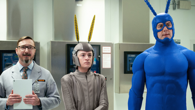 Amazon's <i>The Tick</i> Won't Be Picked up for a Third Season, But All Is Not Lost