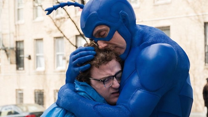 <i>The Tick</i> Plays a Supporting Role on His Own Show, and That's Just Fine by Him